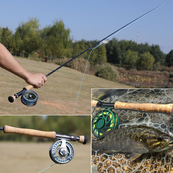 Sougayilang 2.7 M Fly fishing Rod Skristi 9
